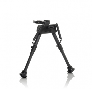 NORD ARMS | NA-BIP-SQ, Small, Carbon, 7 positions, 16.5-23cm / 6.5-9.1""