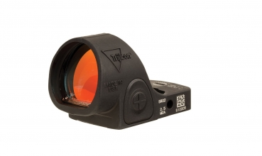 Trijicon | SRO® Red Dot Sight  [2.5 MOA Red Dot, Adjustable LED]