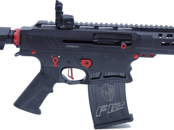 TYPHOON DEFENCE | F12 PUMA SA SHOTGUN - IPSC 1