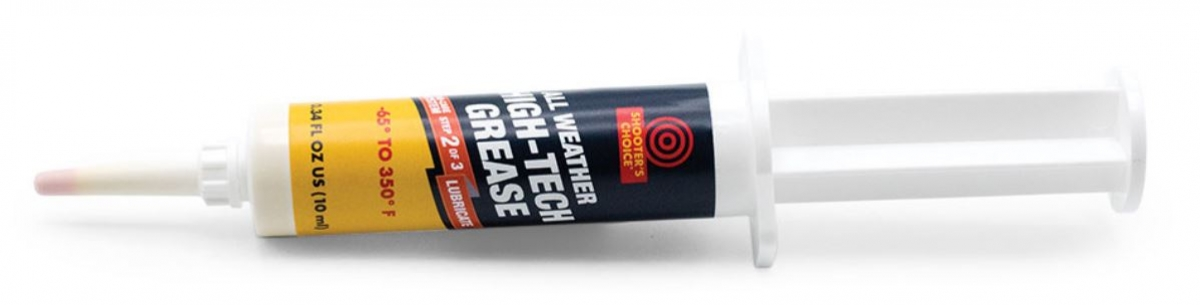 SHOOTER'S CHOICE | Synthetic All-Weather High-Tech Gun Grease